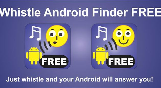 Whistle Android Finder FREE - Aplicaciones de...