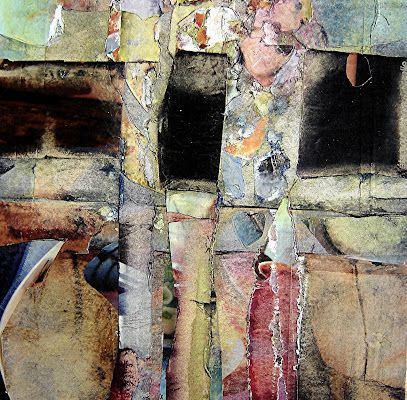 Tableaux Collages site: http://guy-garnier-collages.com