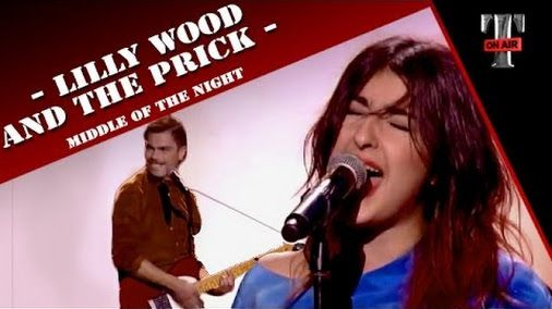 """Lilly Wood And The Prick """"Middle Of The Night"""" (Live On TV Taratata Nov. 2012)"""
