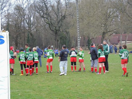 Groupama à Caussade U13