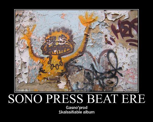 sOnO Press beaT Ere
