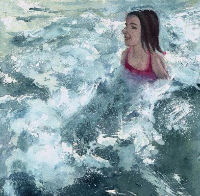 Défi d'échange : Mon élément préféré, la mer, en 2015