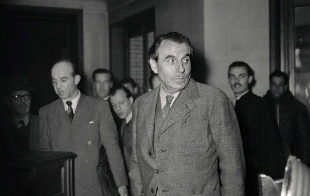 Quand Céline rejoignit les nazis...