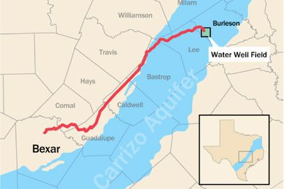 Controversial #Water Project Moves Forward in...