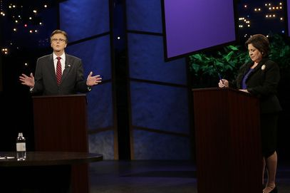 @TexasTribune: In Debate, #Texas lieutenant...