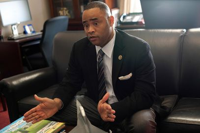 Marc Veasey Sees a Future for #Texas #Democrats...