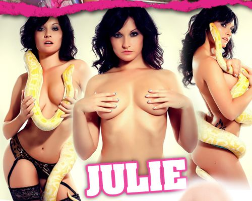 Les photos sexy de Julie de Secret Story 5 !