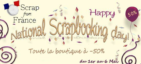 NSD @Scrap From France