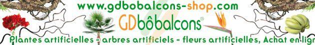 Bannière G.D Bô Balcons