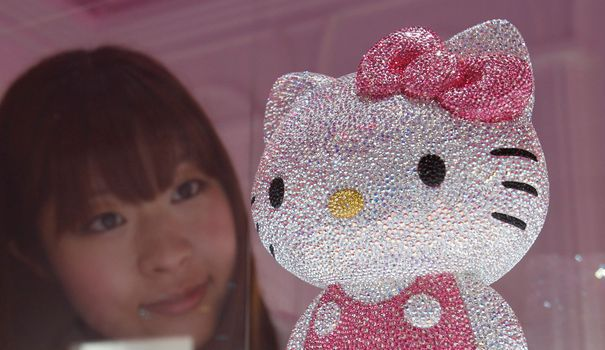 Mais si Hello Kitty est un chat