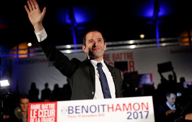 La campagne #Hamon ou Vers une refondation de la gauche ? La naissance d'un nouveau parti en lieu et...