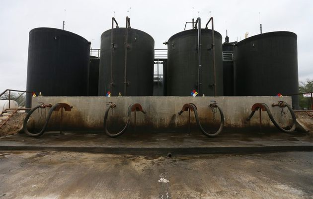 #Texas Promised to Track #Oil field Waste in...