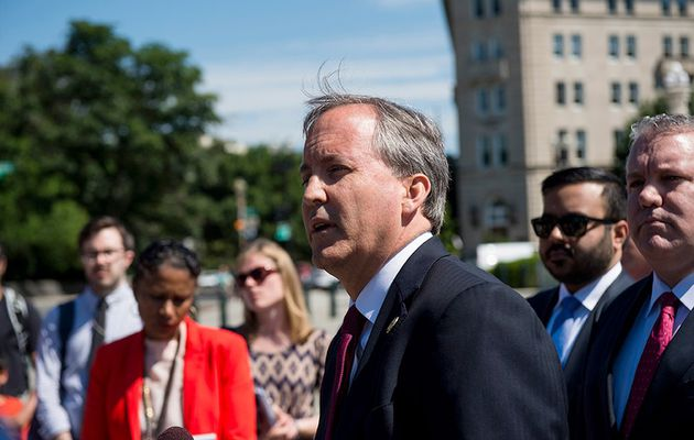 #Texas Attorney General Due Back in Court as Legal...