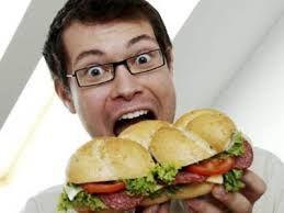 Cómo distinguir a la gente que no sabe comer