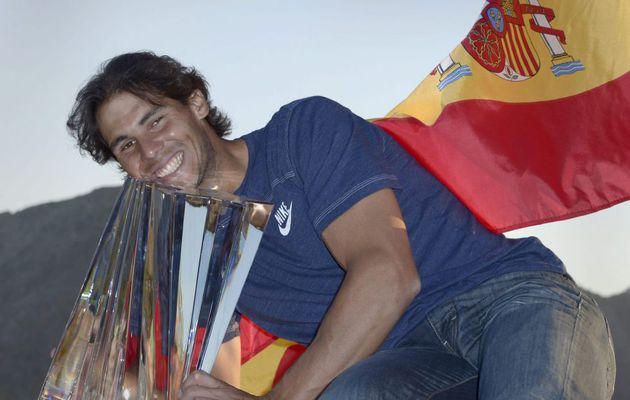 As.com - Madrid Open - Rafa sur la terre rouge...