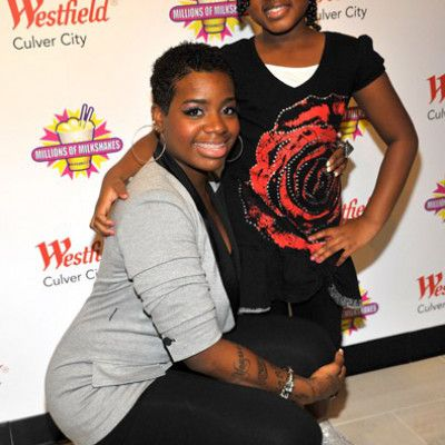 Photo shoots: Fantasia & her daughter