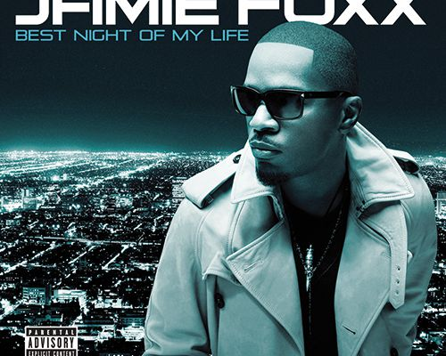 "Jaimie FOxx unveils ""Best night of my life"""