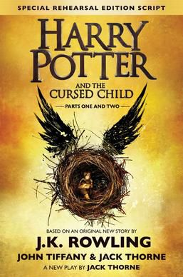 [Fiche Livre] Harry Potter and the cursed child