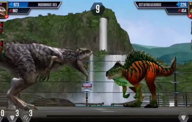 Now you can get Jurassic World The Game unlocked and mod.