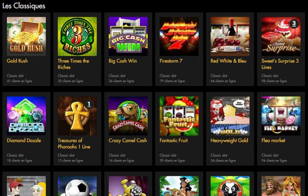 BLACK DIAMOND CASINO is an ONLINE CASINO