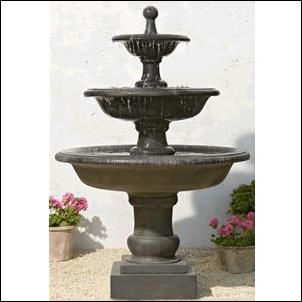 Good Number Of Reviews Before Using Large Outdoor Fountains
