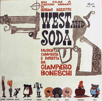West and soda (Dvd)
