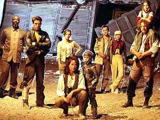 """Série TV : """"Earth 2"""" ( 1994-1995 )"""
