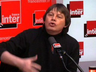 Bernard Thibault sur France Inter