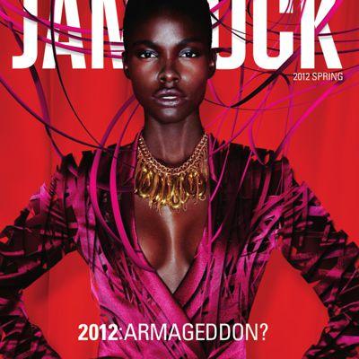 Ethnic Models ~ Jeneil Williams for Jamrock Spring 2012