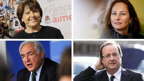 LA HAINE ENTRE LES LEADERS DU PS EST MONTEE D'UN CRAN