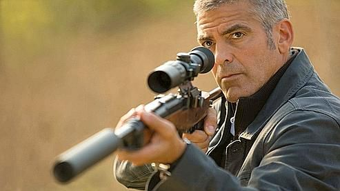 GEORGES CLOONEY A BOUT PORTANT