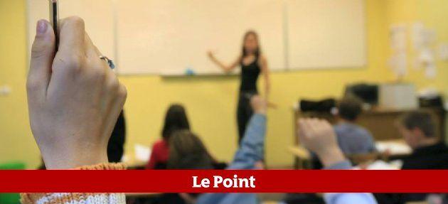 Éducation : un test de français pour les...