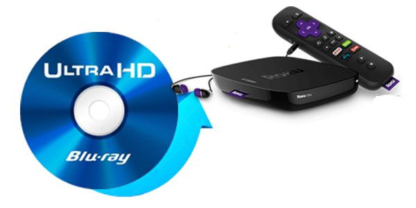 How to Play Blu-ray Movies on TV with Roku Streaming Box