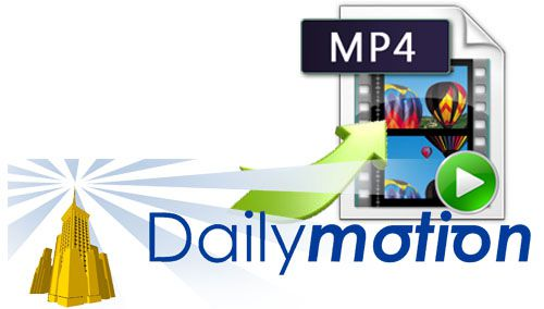 Answer to grab Dailymotion videos to MP4 for offline playback