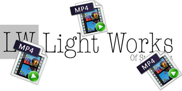 Get Lightworks to import all kinds of MP4 files