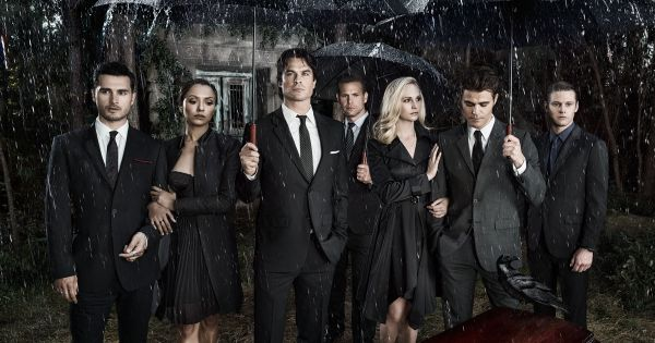 Perfect Backup DVD The Vampire Diaries without Downloading Torrent