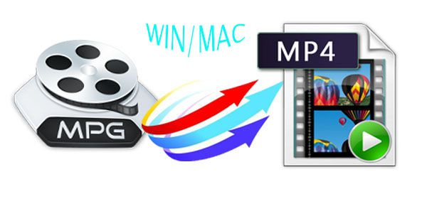 Losslessly Convert MPG to MP4 on Win/Mac