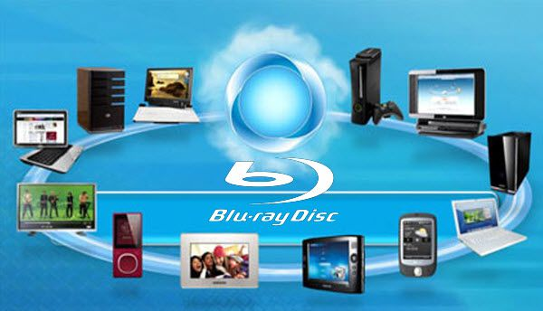 Copy Blu-ray movies to Personal Cloud