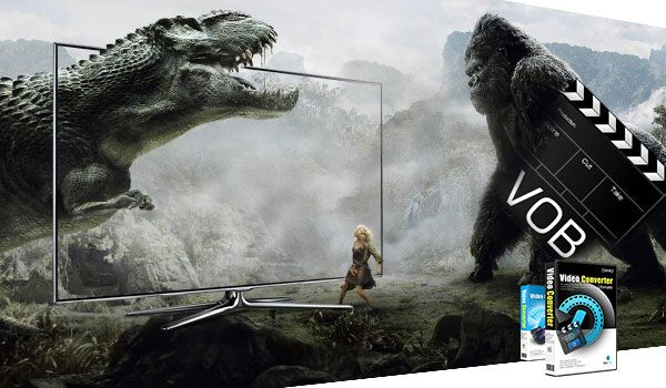 Encode VOB to TV Playable Video