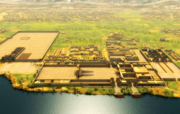 Akhénaton et Akhet-Aton... (26) en Égypte ancienne !