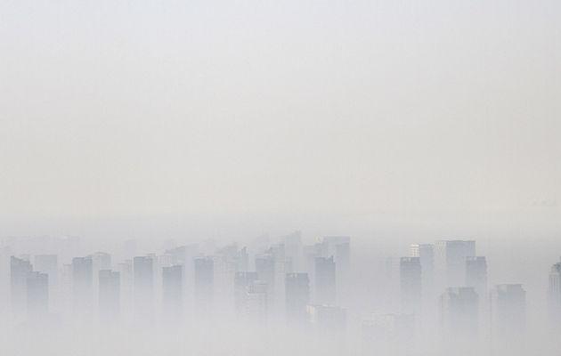 La pollution en Chine? La faute au bacon