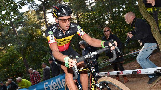 Cyclocross         : Nys à nouveau plus rapide qu'Albert
