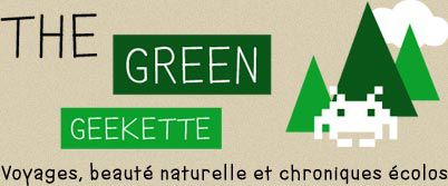 Un jour, un blog : The Green Geekette