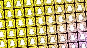 Snapchat tem permitido o chat em grupo