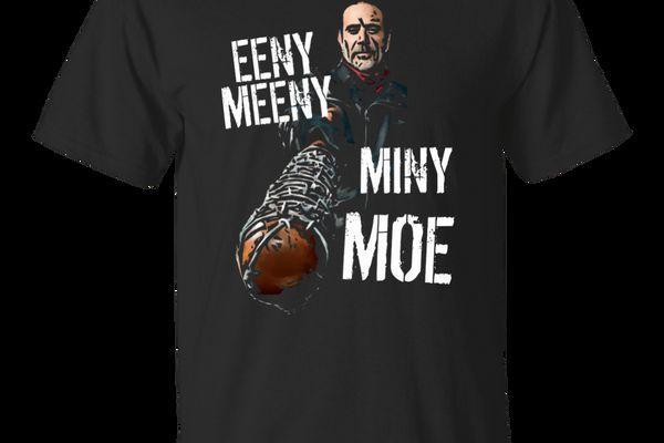 The Walking Dead Shirt | The Walking Dead Eeny Meeny Miny Moe Shirt