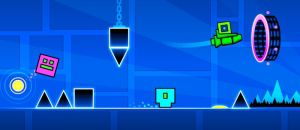 Geometry Dash v1.811apk game