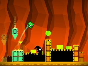 How to overcome challenges in Geometry Dash