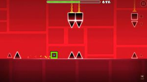 The secret to geometry dash