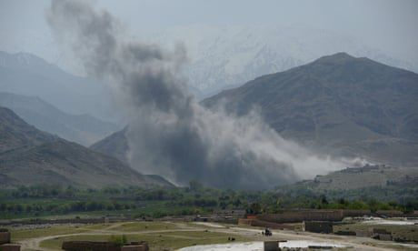 US 'mother of all bombs' killed 92 Isis militants, say Afghan officials