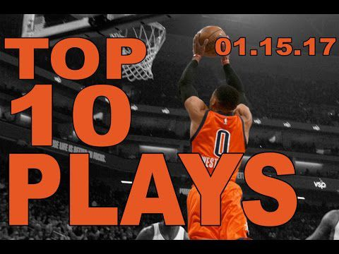 Le Top 10 de la nuit en NBA